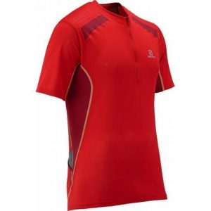 SALOMON FAST WING HZ SS TEE M