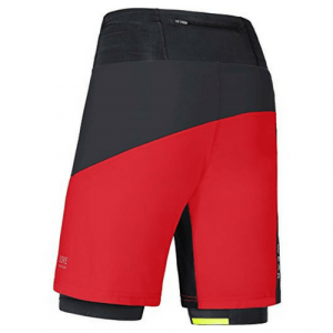 GORE RUNNING WEAR FUSION 2×1 SHORTS