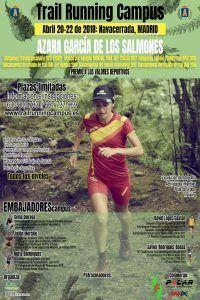 trail running campus